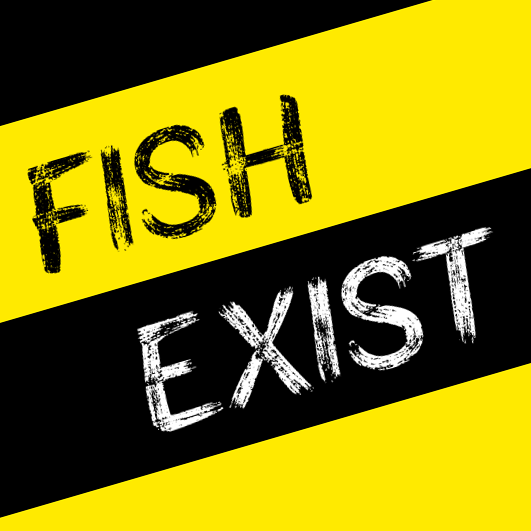 The Fish Exist logo