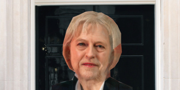 A ghastly merge of Theresa May and Jeremy Corbyn